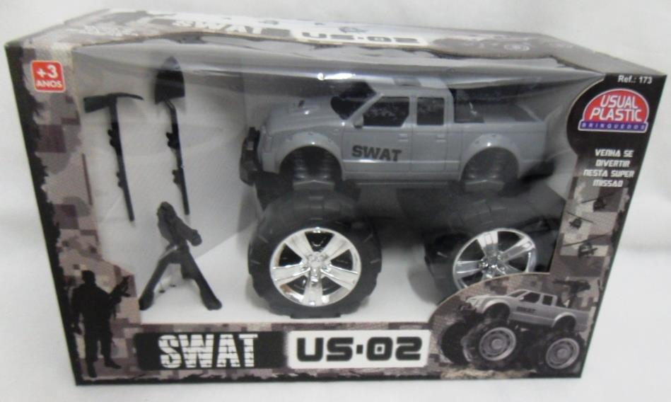 PICK UP SWAT US-02 18X13CM - REF.173