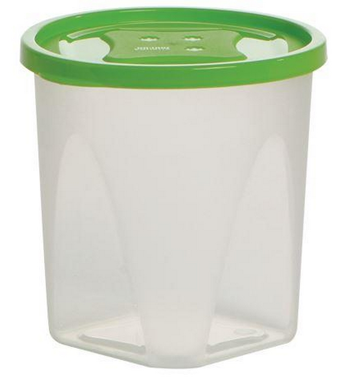 POTE PLAST. MANTIMENTO REDONDO 7,7 LTS INDIVIDUAL - REF.1698