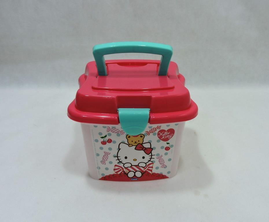 CAIXA MINI BOX HELLO KITTY 1 L REF.6994