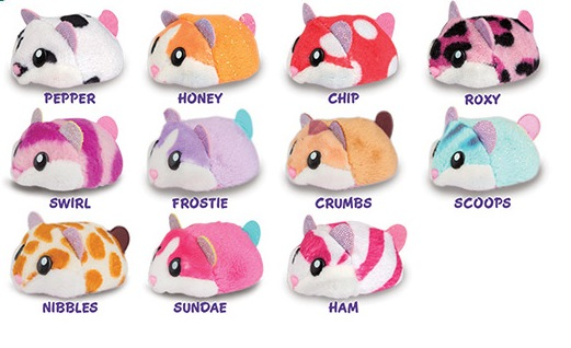 HAMSTER IN A HOUSE SINGLE PACK REF.7707