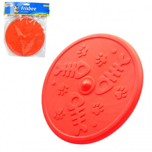 FRISBEE P/ CACHORRO PET PLAST COLOR REF.PET-445
