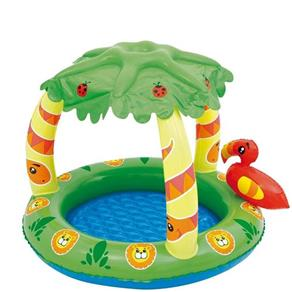 PISCINA INFANTIL 45 LTS INFLAVEL 91X71CM TROPICAL - 001965