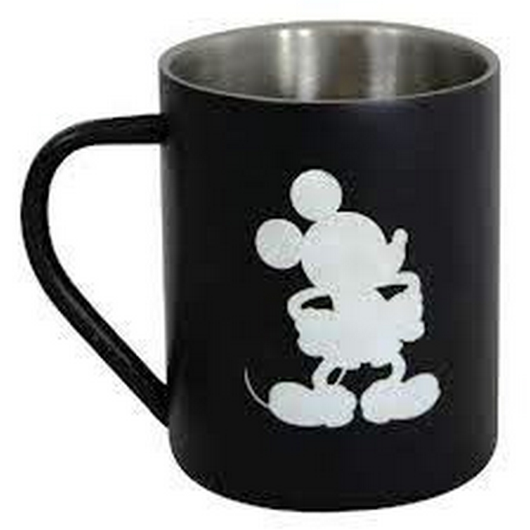 CANECA ALUMINIO CABO MICKEY MOUSE 400ML - 10022612
