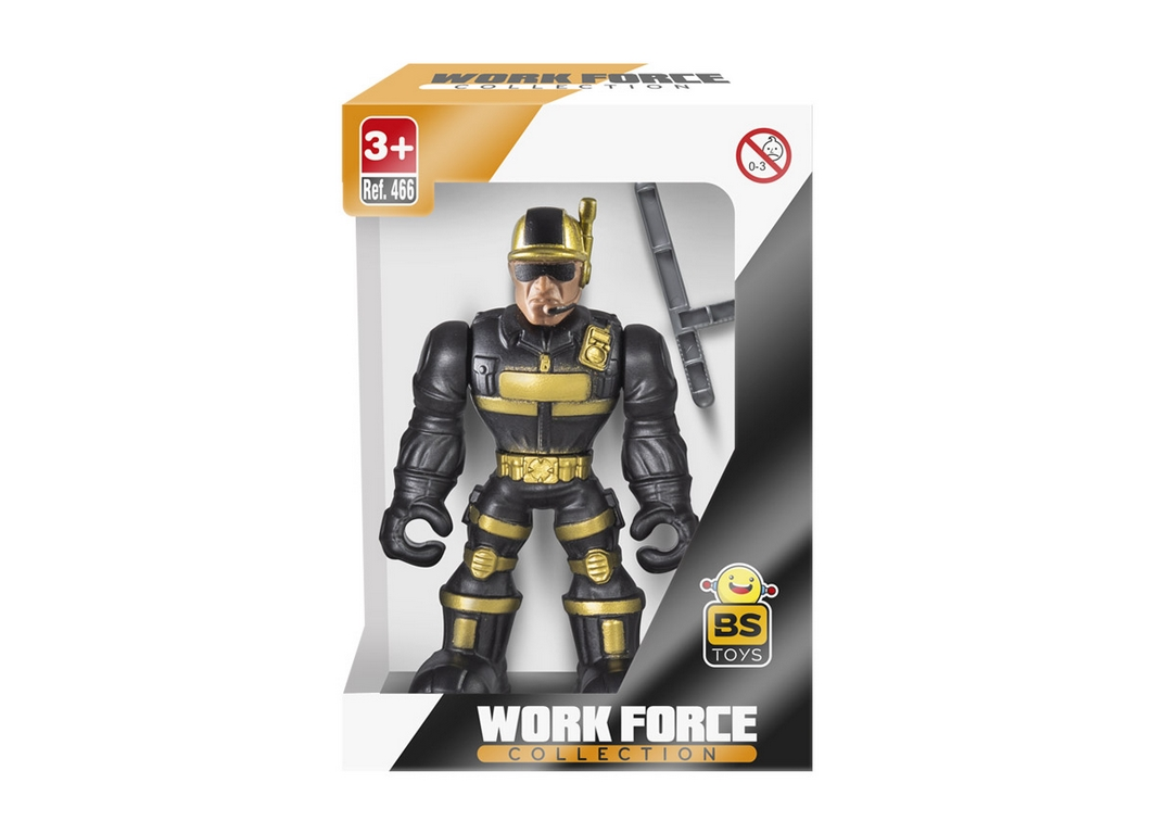 BONECO WORK FORCE COLLECTION SORT NA CX 14CM REF.466