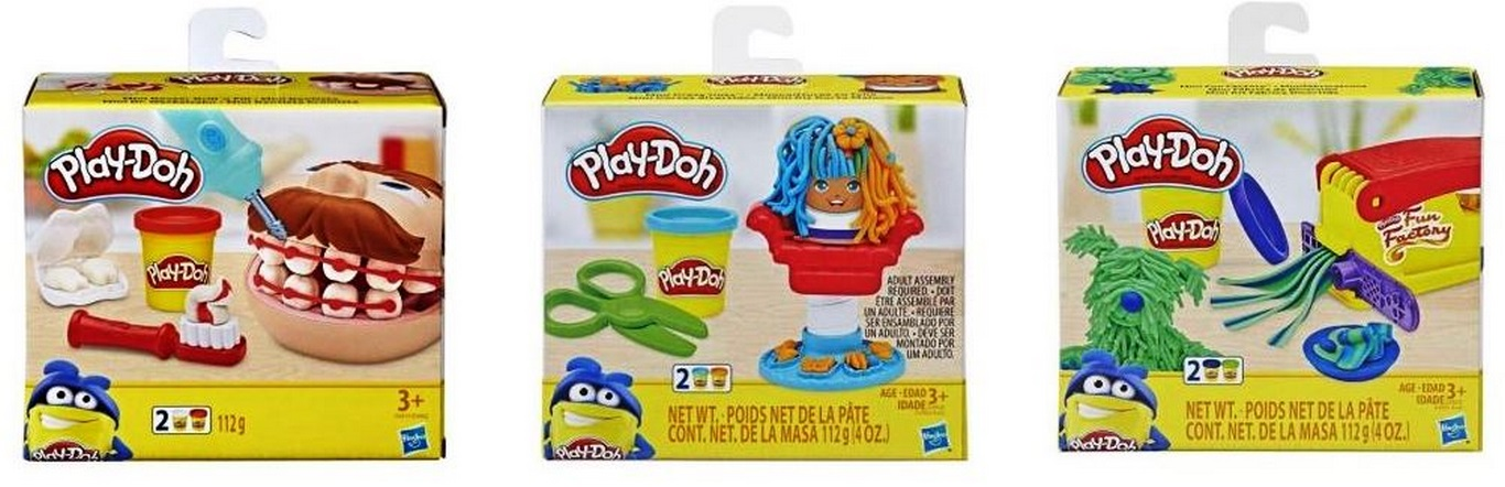 PLAY DOH MASSINHA MINI CLASSICOS - E4902